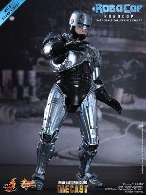 Hot Toys - RoboCop - RoboCop Collectible Figure_PR8