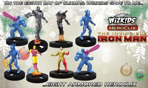 Iron Man HeroClix