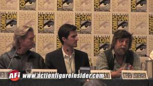 AFI SDCC 2010 Coverage – TRON Press Conference (2 of 3)