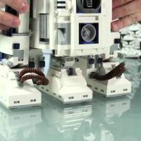 New LEGO Exclusive w/Designer Video- R2D2