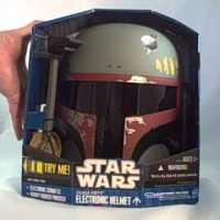 Hasbro's Star Wars Boba Fett Helmet