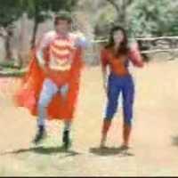 Superman and Spider-Man..um…get it on.