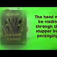 Mattel's SDCC VIDEO PREVIEW: Swamp Thing