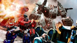 TRANSFORMERS: FALL OF CYBERTRON launch date announcement