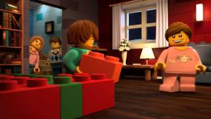 Happy Holidays From Lego