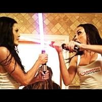 "Star Wars Day Brings ""Saber 2: Return of the Body Wash"""