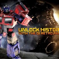 Transformers: Fall of Cybertron G1 Optimus Prime Trailer