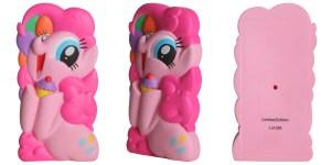 Pinkie Pie Purple Chara-Brick