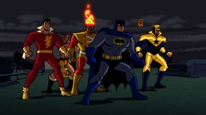 Batman Brave and Bold