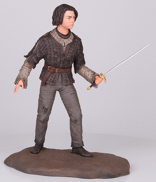 GOT Arya Stark FNL