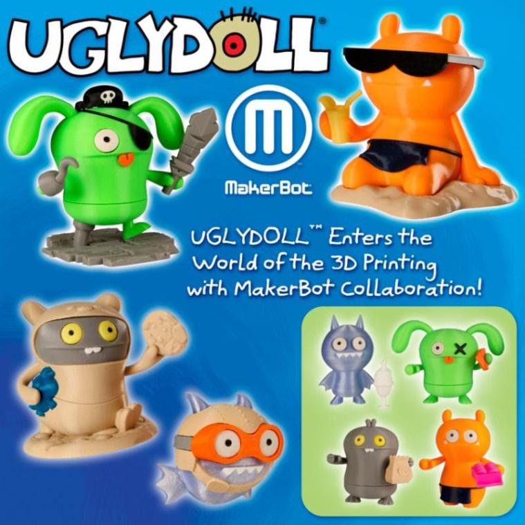UglyDollMakerbot