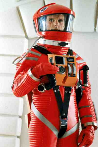 Keir Dullea as Red Discovery Astronaut2