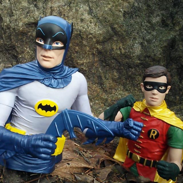 BatmanRobinVinylBank1