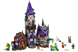 Lego Scooby-Doo Haunted Mansion hi Res