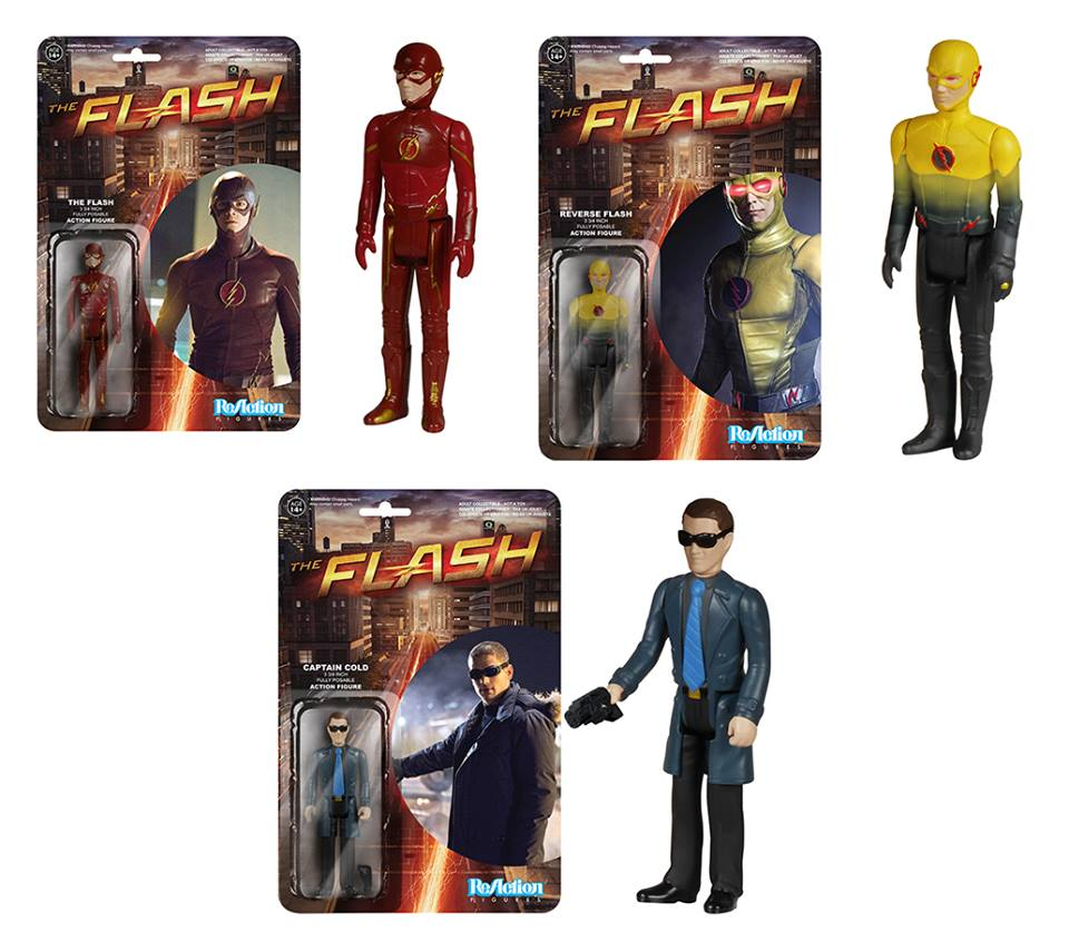 Action Figure Insider 187 Arrow Amp The Flash Pop And