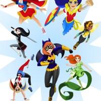 DC Super Hero Girls1