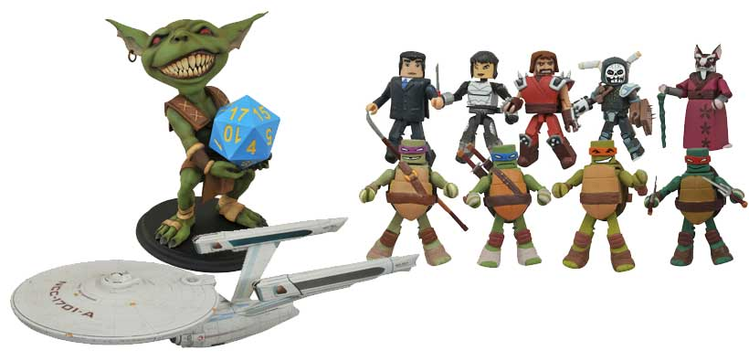 Action Figure Insider » On Sale This Week from @CollectDST: TMNT