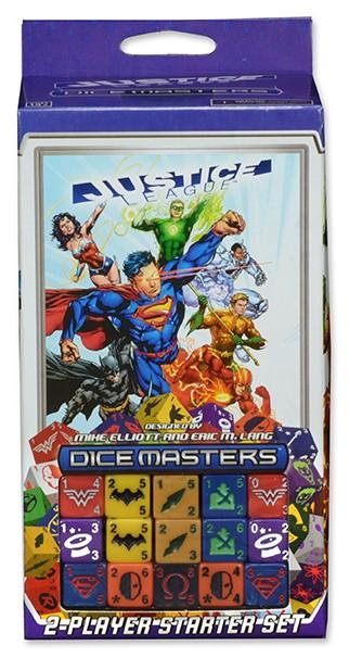 Dice Masters Justice League Starter