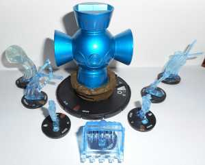 Blue Lantern Central Battery, Constructs