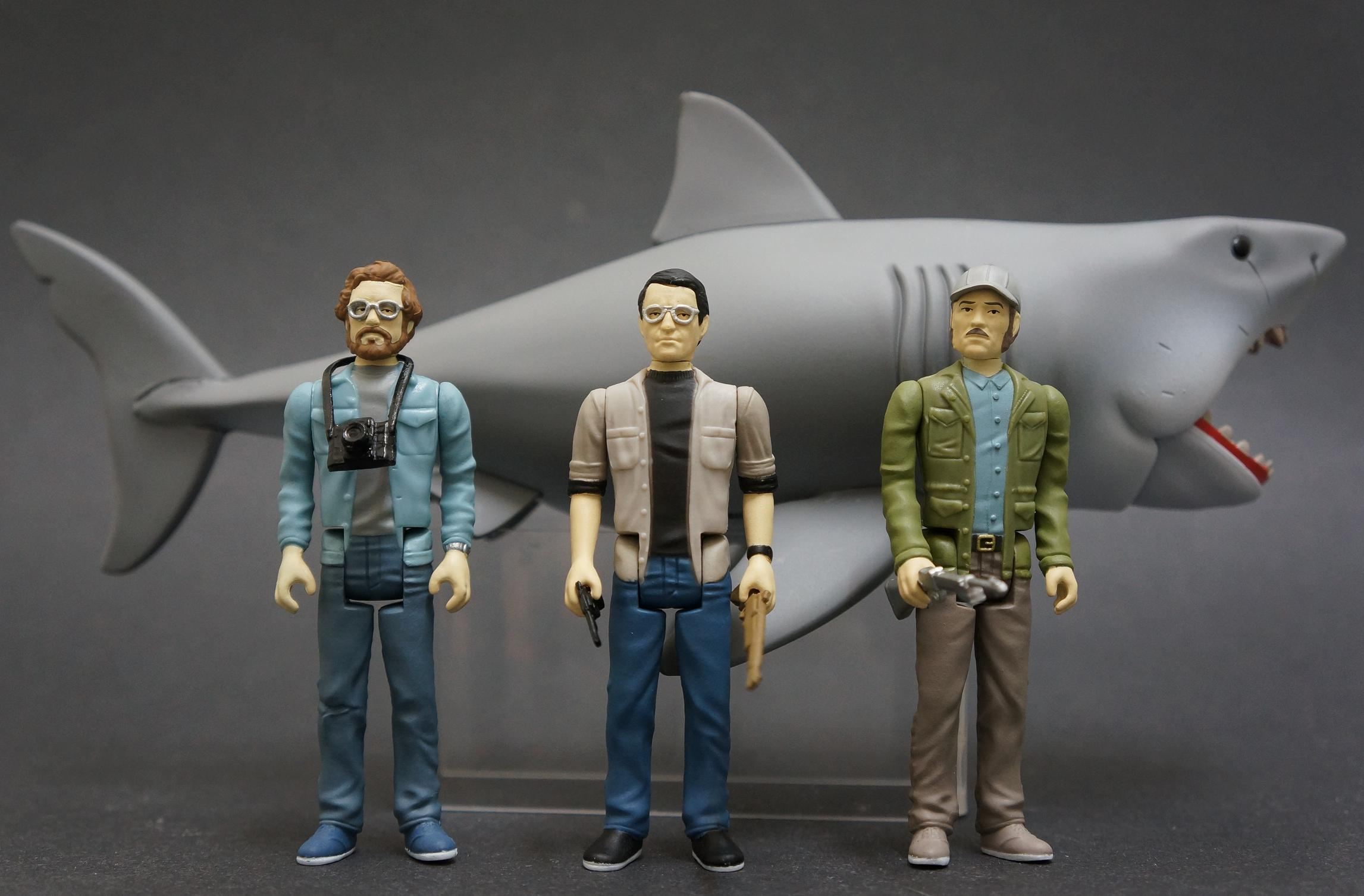 Toys For Gentleman : Action figure insider funko s jaws reaction figures