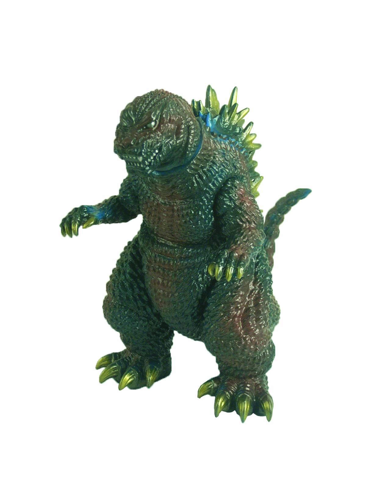 Sofubi: Action Figure Insider » Godzilla Vinyl Wars Sofubi Return