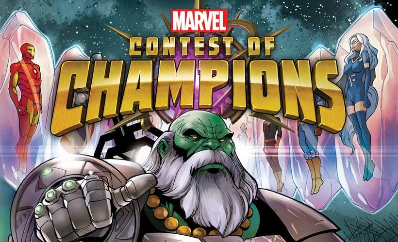 5 Piece Marvel 2015 SDCC Secret Wars 3D Foam Key Ring Set