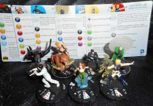 HeroClix purchased from Cool Stuff Inc