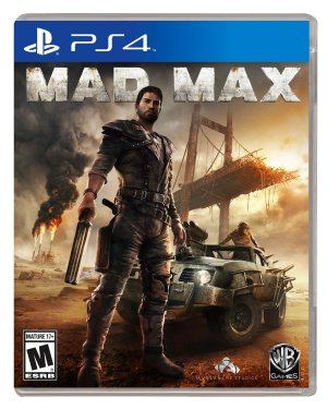PS4MadMaxCase