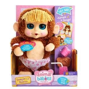 Animal Babies Jumpin' Lil Monkeys 2