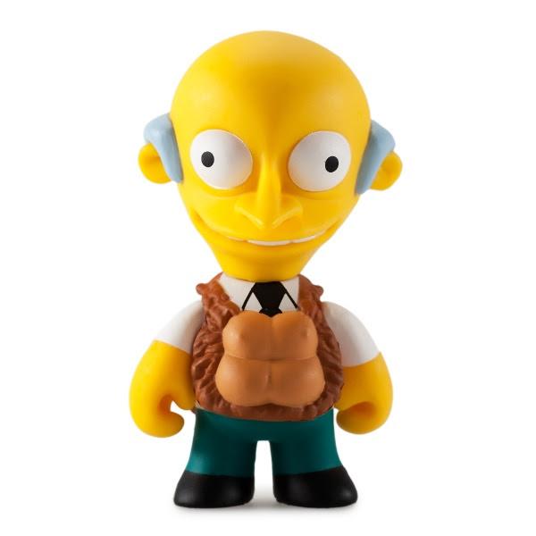 1 Blind Kidrobot x Simpsons The Simpson/'s 25th Anniversary Mini Series Figures