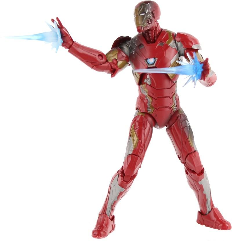 MARVEL'S CAPTAIN AMERICA CIVIL WAR 6-Inch LEGENDS 3-Pack Figures - Iron Man