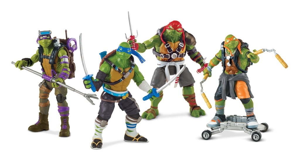 Tmnt Movie Toys : Action figure insider teenage mutant ninja turtles come