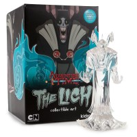 "Adventure Time ""The Lich"" 8-inch Resin Figure Limited Edition 200 pieces $100"