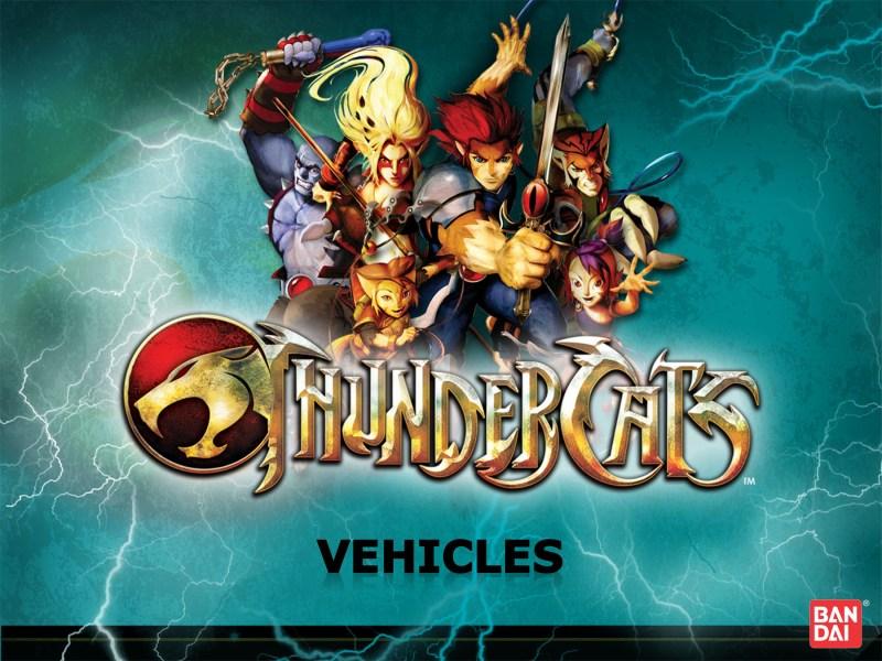 ThunderCats Fall 2012 Product.pptx
