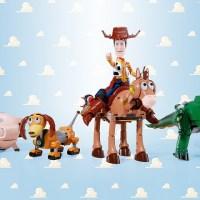 Bandai Toy Story Chogokin Separates