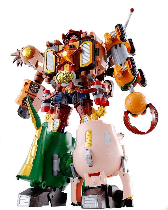 Bandai Toy Story Chogokin