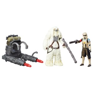 STAR WARS 3.75-INCH DELUXE FIGURE 2-PACK Assortment (Scarif Stormtrooper & Moroff)