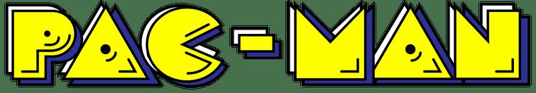 pacman logo - photo #30