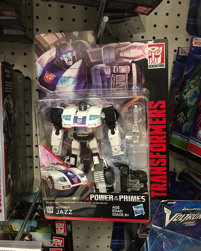 More @hasbro figures hitting stores now.