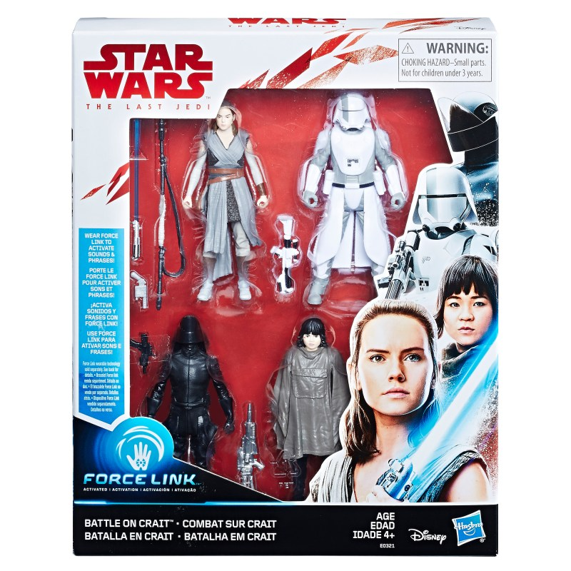 Action Figure Insider Alert New Images And Info For The Star Wars Home Entertainment 4 Pack