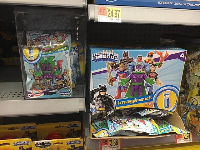 Seriously @walmart ? Why? They are the SAME WAVE!!