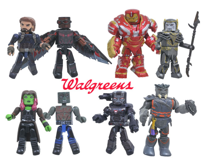 International Iron Man Marvel Now Series 1 Minimates 2-Inch Mini-Figure