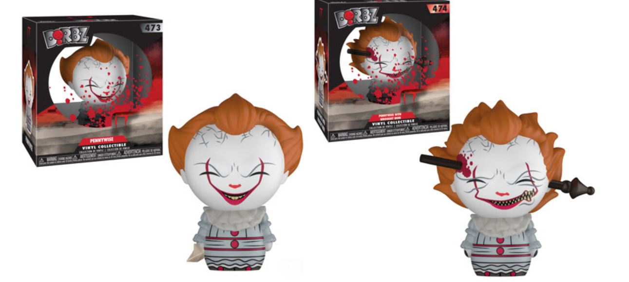 - Funko Pop 2018, Toy NUEVO Spider Legs It Keychains Pennywise
