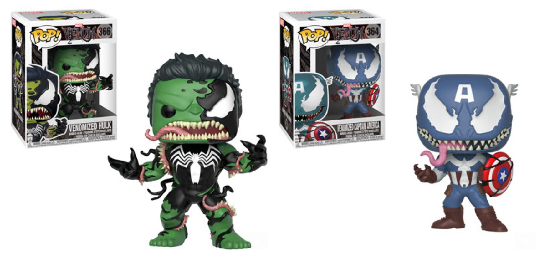 Action Figure Insider Coming Soon From Funko Venom Series Pop