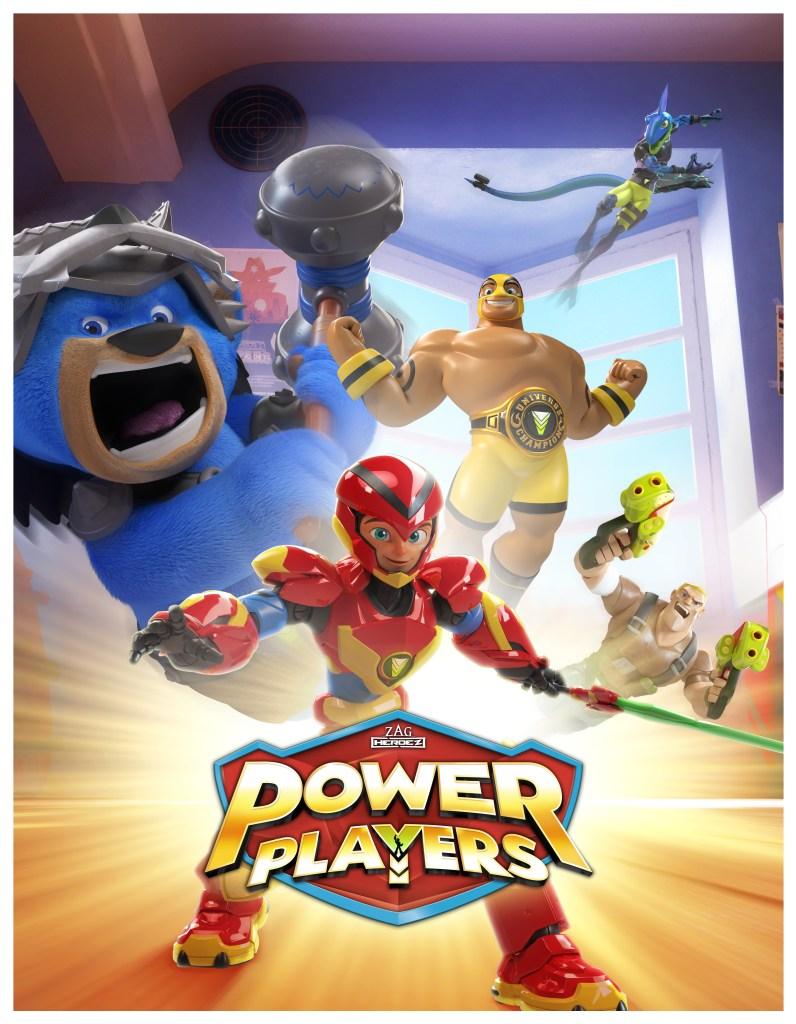 "Action Figure Insider » ZAG AMERICA'S ""ZAG HEROEZ™: POWER"