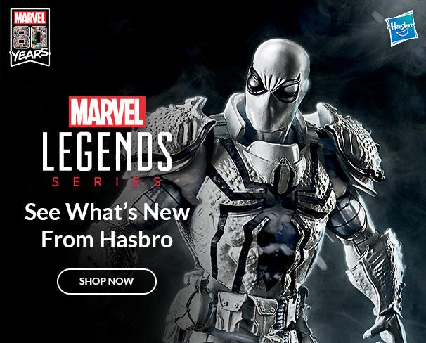 Marvel Legends Agent Anti-Venom PREORDER TODAY