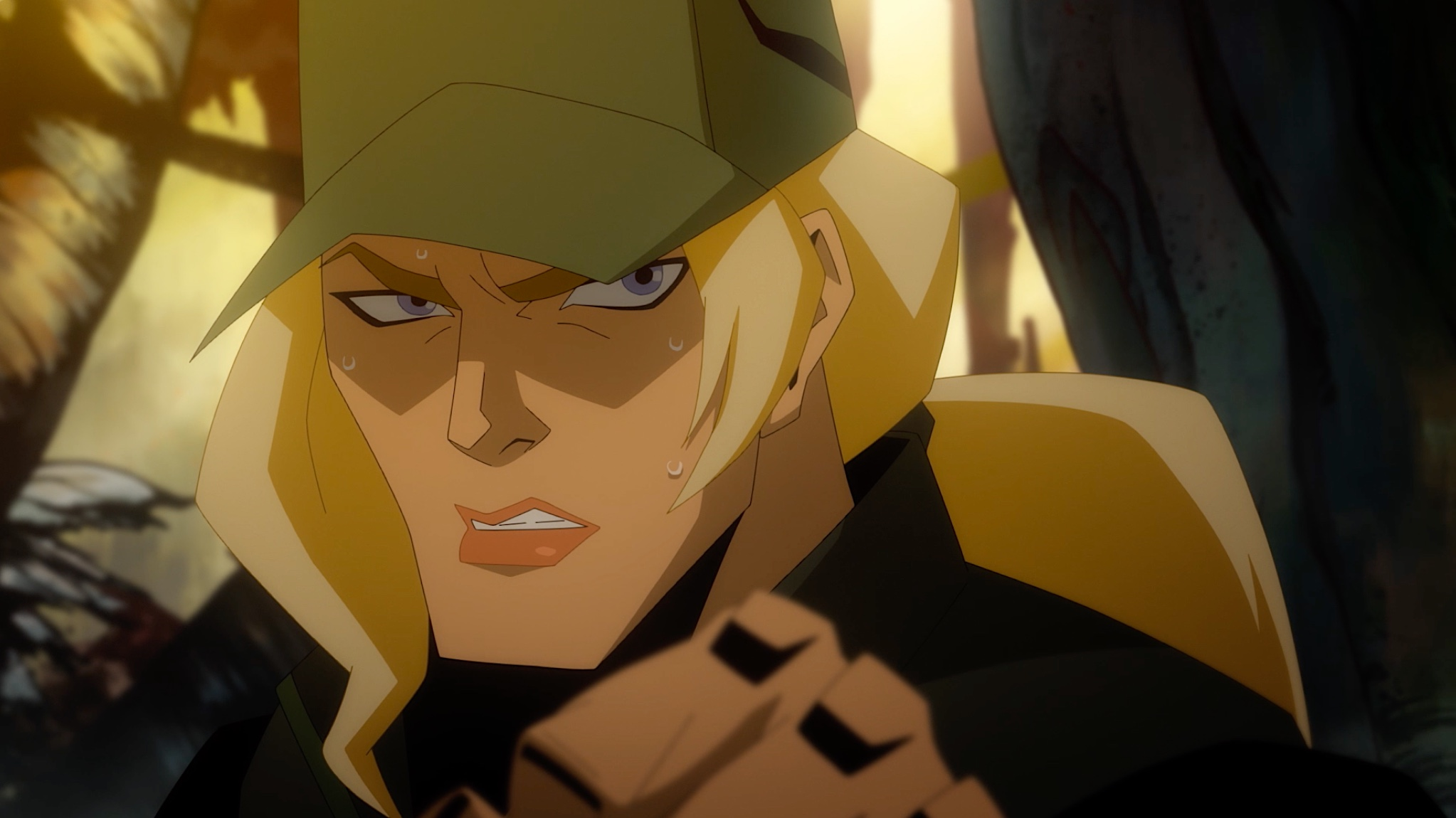 Action Figure Insider Sonya Blade In Action New Clip From Mortal Kombat Legends Scorpion S Revenge