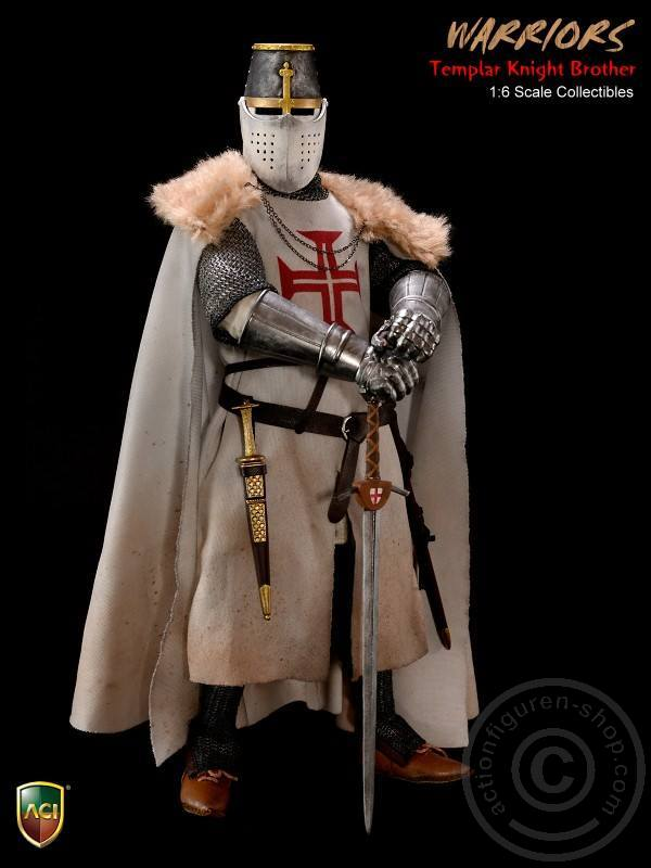 wwwactionfigurenshopcom  Knight Templar Brother  Buy