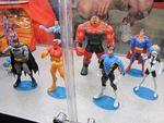 Superman Batman Public Enemies - Batman, Major Force, Icicle, Brimstone C&C, Black Lightning, Superman, Silver Banshee (1024