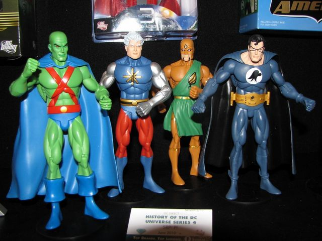 DC Chronicles Cold Cast Porcelain-Statue Green Lantern